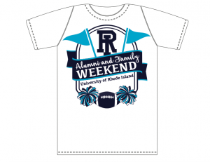 Alumni and Family Weekend T-Shirt