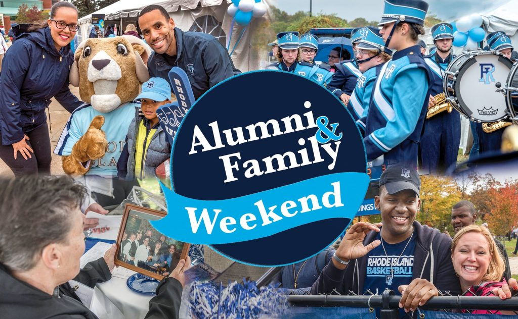 alumni and family weekend