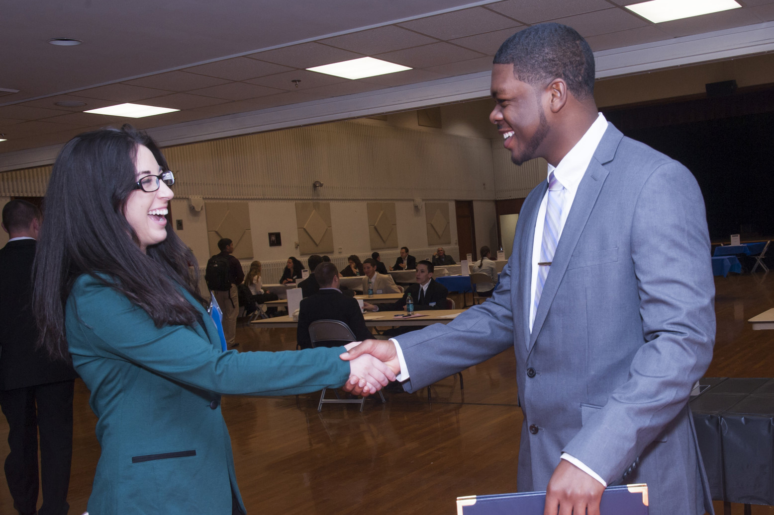 College of Business Career Day