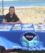 CELS PhD Student Inspires Next Generation of Women in Marine Science