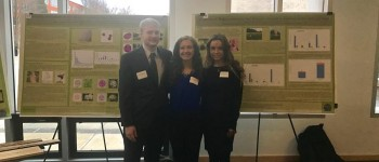 CELS students showcase scientific research to diverse audience