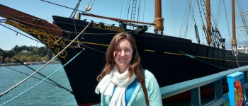 CELS grad student awarded humanities grant for climate change study