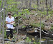 Watershed project trains next generation of scientists