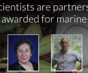 CELS scientists are partners on two grants awarded for marine-based research in Rhode Island