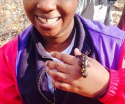 CELS student sees her future in frogs and salamanders