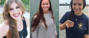 Three CELS sophomores earn prestigious NOAA Hollings Scholarship