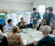 Students offer storm resilience recommendations for Providence harbor
