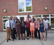 The Science and Engineering Fellows Program provides access to summer research opportunities for diverse CELS undergraduates