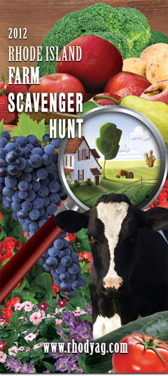 New scavenger hunt to promote Rhode Island farms