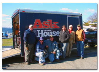 CELS volunteers to appear on This Old House