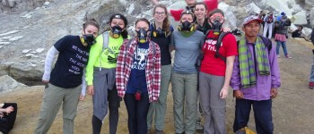 J-Term Students Travel the World in the Name of Science
