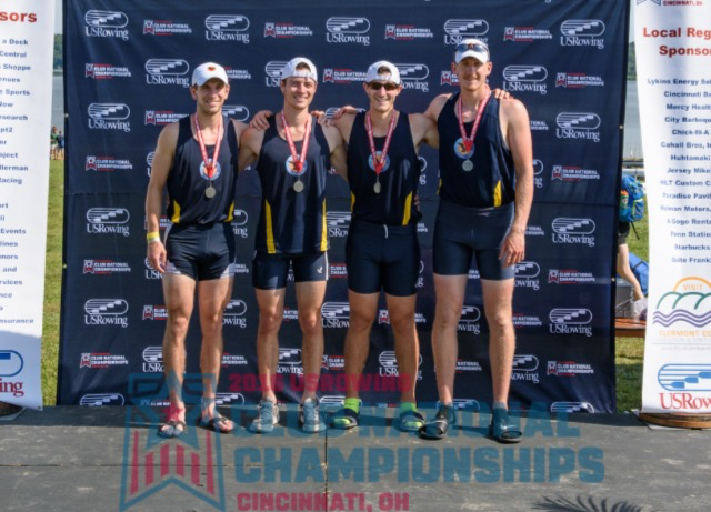 USRowing national 4x