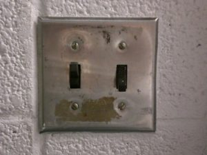 Fine Arts Light Switch