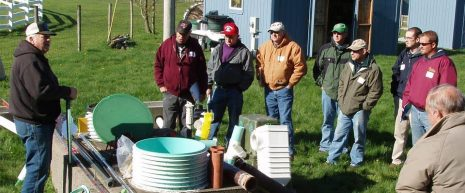 Classroom and field training experience for wastewater professionals, regulators, municipal and state officials and others.