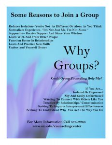 why group