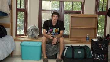Student Move-In 2011
