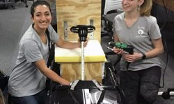 Biomedical Engineering Students Help Lil' Rhody Riders