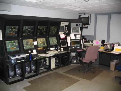 URI Dispatch Center