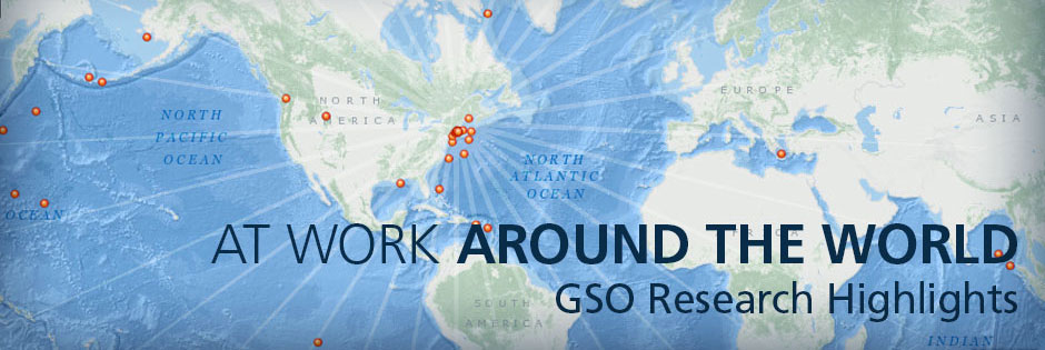 The GSO Research and Outreach Footprint