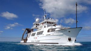 R/V Atlantic Explorer. Photo courtesy of Bermuda Institute of Ocean Sciences.