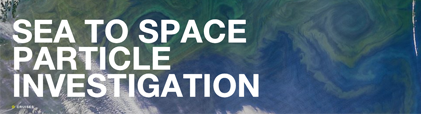 SEA TO SPACE PARTICLE INVESTIGATION