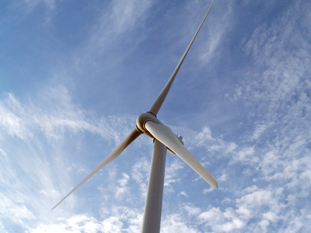 The siting of wind turbines relies heavily on overall weather trends in any particular onshore or offshore area.