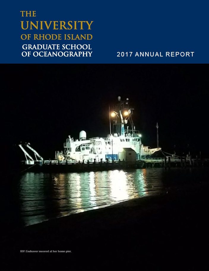 GSO Annual Report - Fiscal Year 2017