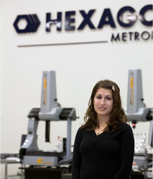Sheida at Hexagon