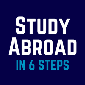 Study Abroad in 6 Steps Button