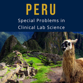 Peru: Special Problems in Clinical Lab Science