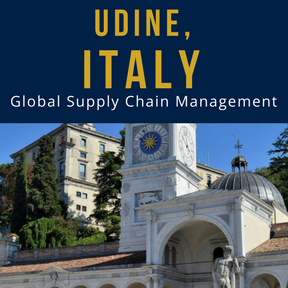 Udine, Italy: Global Supply Chain Management