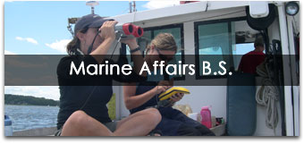 Marine Affairs B.S.
