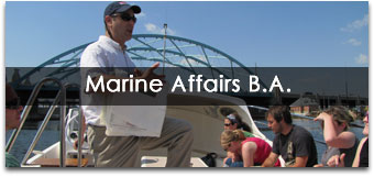 Marine Affairs B.A.