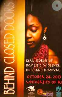 """Violence Behind Closed Doors"" – A Moving Play"