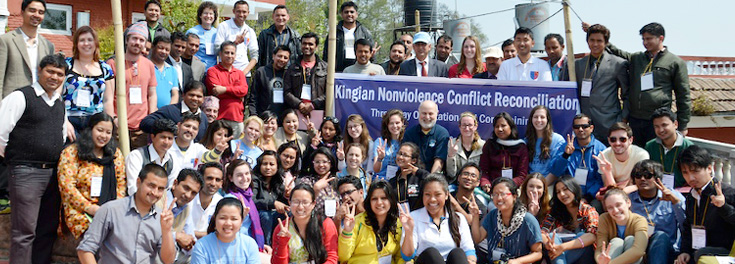 NEPAL 2012 Trainers & Participants