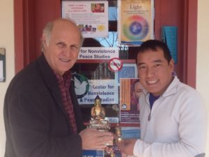Paul and Thupten Inner Peace Research