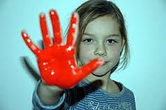 URI Students Support Red Hand Day