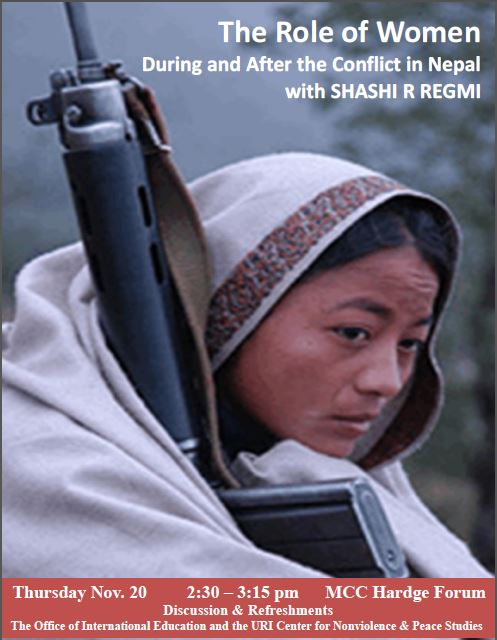 The Role of Women NEPAL