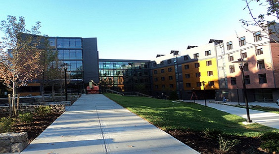 Hillside Hall, College of Nursing Living and Learning Community