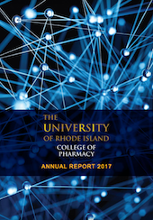 URI College of Pharmacy annual report