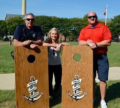"""Bags and Badges"" Cornhole Tournament"