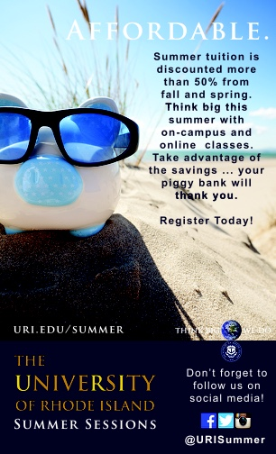 Register Now for Summer Sessions