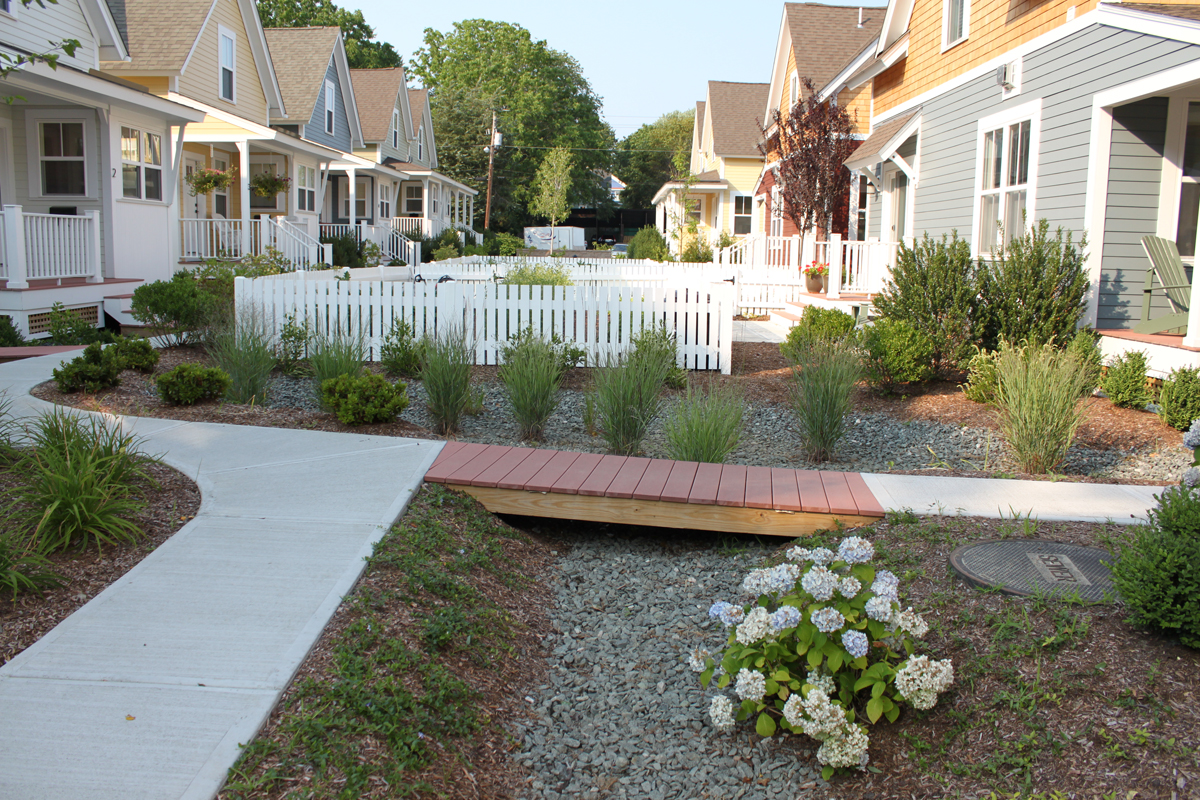 Stormwater Management Design : Introduction to lid