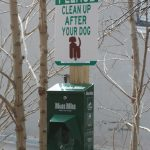 Install A Pet Waste Station
