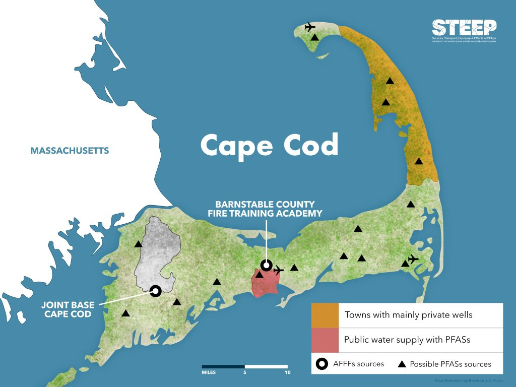 Cape Cod – STEEP