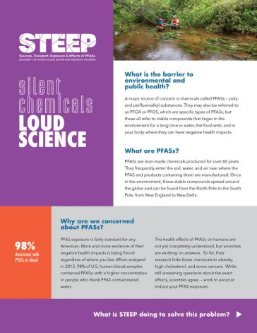 Silent Chemicals  Loud Science  – STEEP