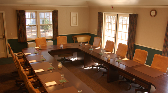 Maple Lodge conference room
